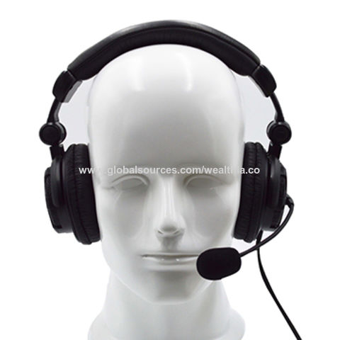 Hong Kong SAR Computer headset with 50 mm driver