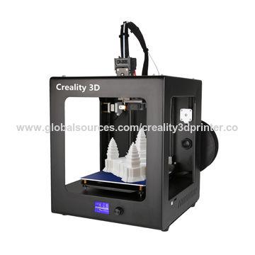 China 3D Metal Printer, 3D Printer Machine, Filament Detector 3D Printer, Noiseless 3D Printer