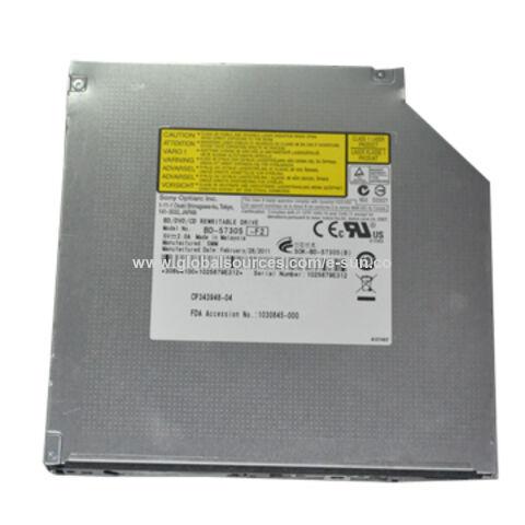 China Brand New Blu-ray DVD Burner DVDRW Drive with SATA Interface