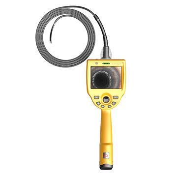 "China HD Industrial Video Endoscope, 6mm, Waterproof IP67, 5.0"" Screen Monitor"
