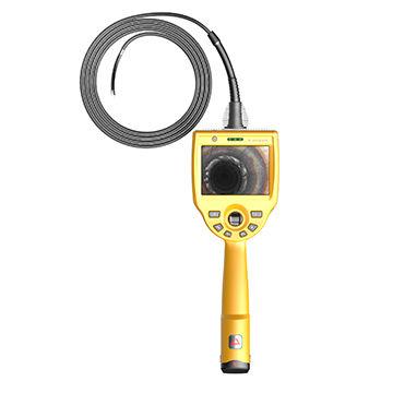 "China HD Industrial Video Endoscope, 6/8mm,, Waterproof IP 67, 5.0"" Screen Monitor"