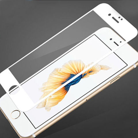 China 3D full cover curved tempered-glass screen protector