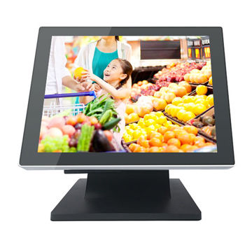 12.1-inch Industrial Grade Touchscreen All-in-one PC with Inter CPU J1900