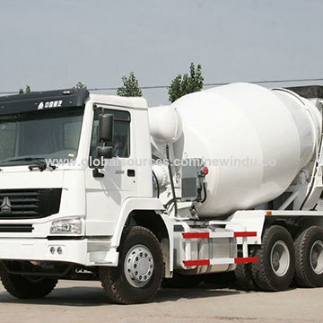 China Concrete Mixer Trucks for Howo 10cbm for Sale