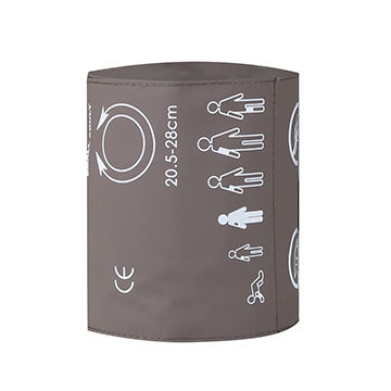 China Reusable soft urethane leather Philips blood pressure cuff