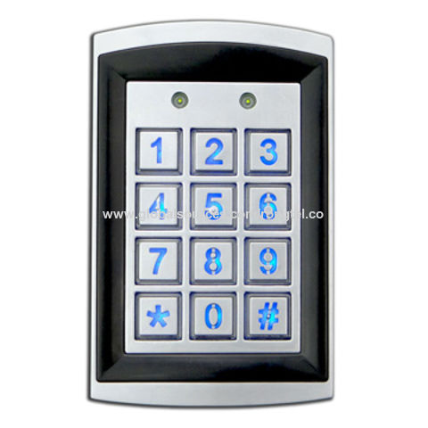 Access Control Keypads/Door Access System/Security Access Control