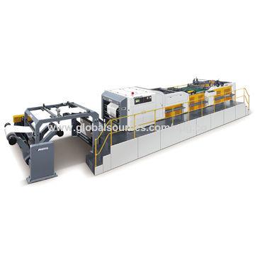 HSC-1700S 2 Rolls Full-synchrofly Sheet Cutter Machine