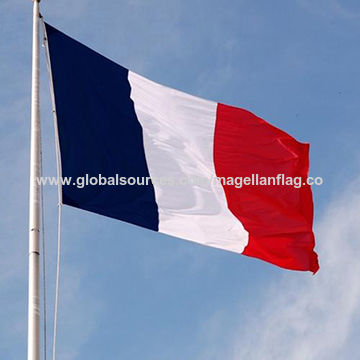 China France National flag, digital print country flag, for election, sport football games, holiday events