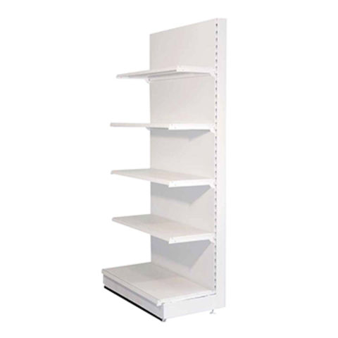 Supermarket shelf heavy duty gondola shelf for supermarket shelving