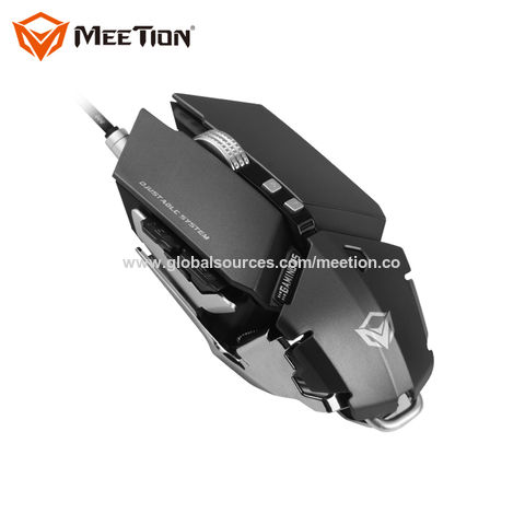 10-button gaming mouse, programmable gaming mouse, high resolution gaming mouse