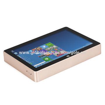 New Gole1 Plus 8-inch IPS Screen Desktop Computer, 4G+64G Windows 10 OS