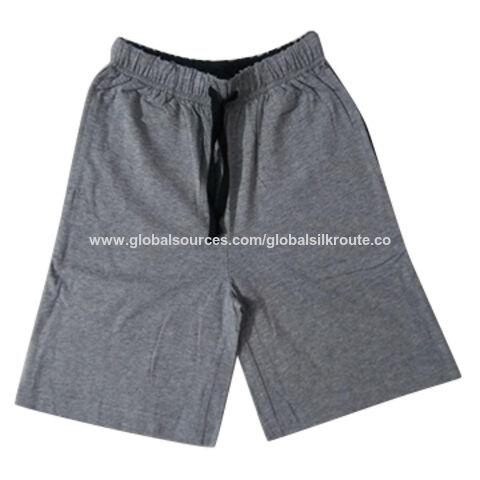 India Men's shorts made of organic cotton