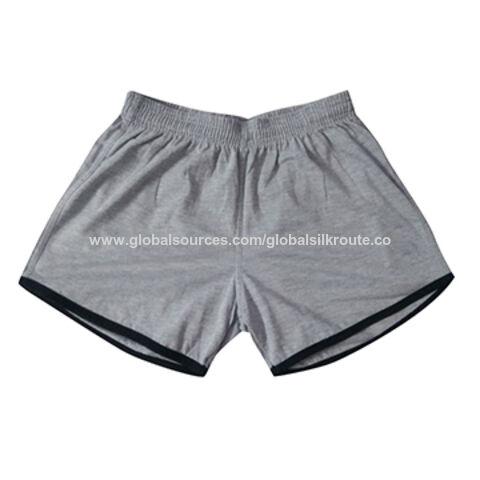 India Women's shorts, made of organic cotton fabric