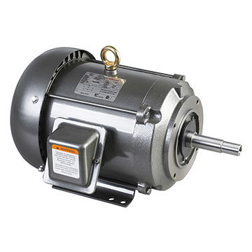 China Pump Motor, JM Close-Coupled, Totally Enclosed 1HP to 10HP 140T to 210T Frame, EPACT&EEV Certified