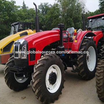 90HP farm tractor and lawn mower tractor