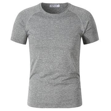 Men's Athletic Basic Dry Fit T-Shirt