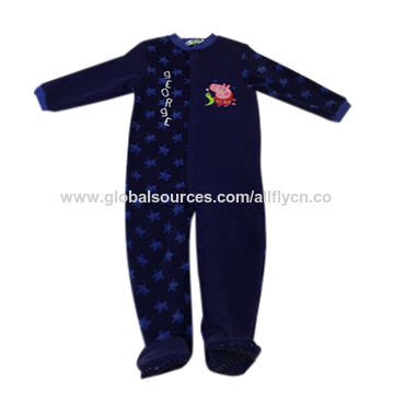 China Baby rompers with long sleeves