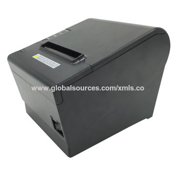 Thermal Receipt Printer, Auto Cutter, Cash Drawer Port