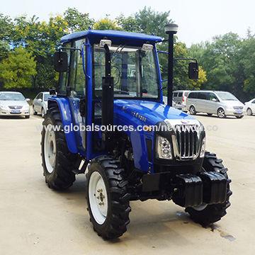 Tractors, 60HP 4WD farm tractor for sale, new