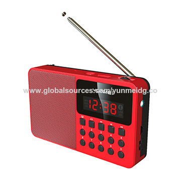 FM Radios with Torch Function