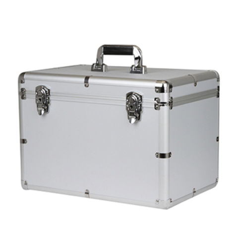 Aluminum carrying case for camera, tools, equipment
