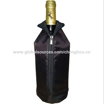 Taiwan Wine Chiller Sleeves / Bottle Cooling Sleeves / Champagne Cooler / Ice Pack / Bottle Wrap / Gel Pack