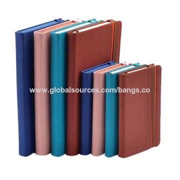 China PU leather notebook 2017