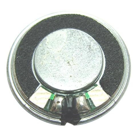 Hong Kong SAR 20mm Neodymium Mylar Speaker with 32 Ω Impedance, NdFeB Magnet