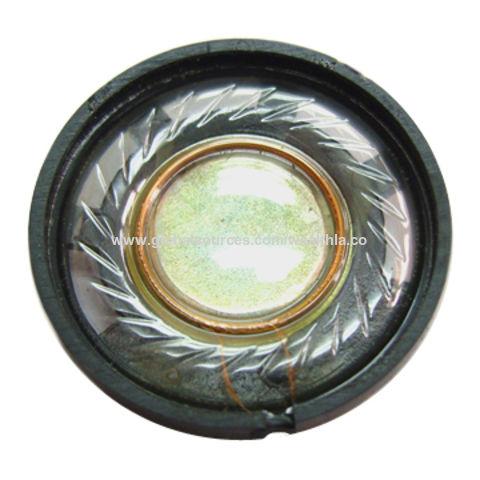 Hong Kong SAR 23mm Neodymium Mylar Speaker with 8Ω Impedance