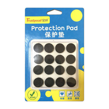 China Protection Pads/Noise Reduction Pads/Self-adhesive Pads