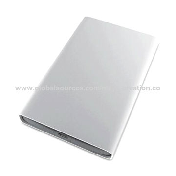 China High quality aluminum type c to type c HDD enclosure