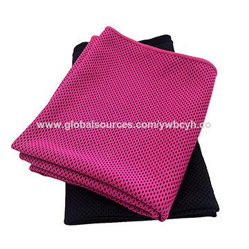 China Super microfiber cooling towel