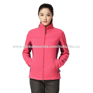 China China manufacturing high quality windstopper polar fleece jacket