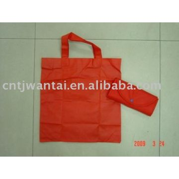 China shopping bag&packing bag - Fashion Recycle Foldable Non Woven Shopping Bag Wd