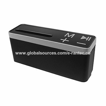 China Bluetooth speaker with mobile phone holder,high end speaker with multifunctional