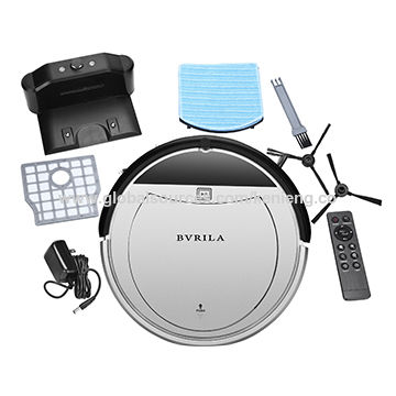 China Strong Suction Robot Vacuum Cleaner