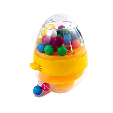 Taiwan Gumball Machines, Candy Dispenser in Easter Egg Shape
