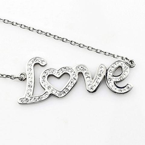 3a1c7dfa9f1e China Collar del corazón del amor del diamante de Shenzhen Vendedor ...