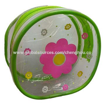 Taiwan Toiletry Bag / PVC Cosmetic Bags / Accessories Bag / Travel Bag / PVC Gift Bags / Cosmetic Purse