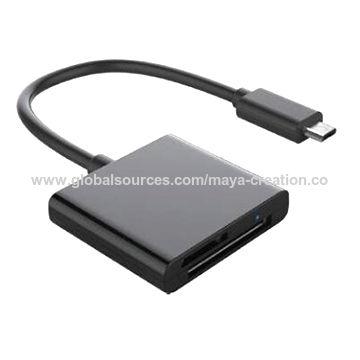 China 2017 New OTG Micro USB2.0 Card Reader