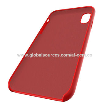 China Ultra-slim and Premium Durable Soft Silicone Case for New iPhone
