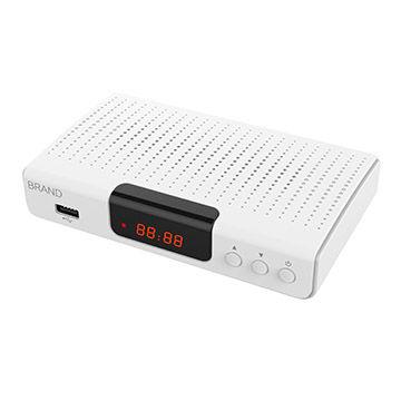 China DVB-T2-1506/DVB New/DVB Program, Standard DVB-T2/DVB-Box