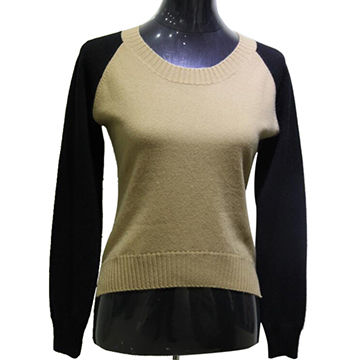 China Wholesale High Quality Pullover Knitted Sweater, Woolen Sweater