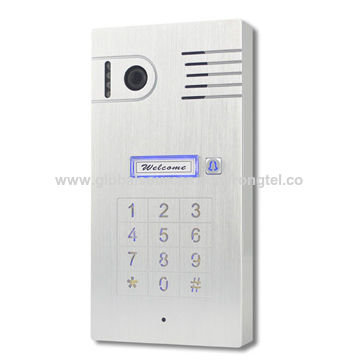 Wi-Fi/3/4G Video Doorphone, IP Door Entry, Entry Phone System