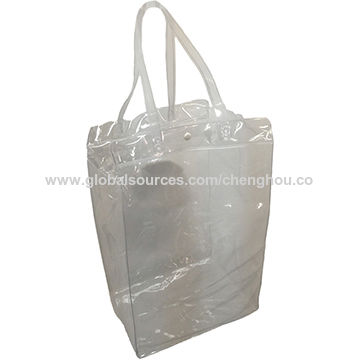 Taiwan PVC bag / Gift bag / Storage Bag / Wine Bag / Shopping Bag / Transparent Bag