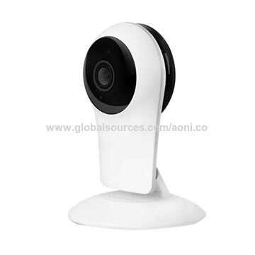 China IP Camera Plug-and-play, Wireless 720P Smart Baby Monitor Network Camera WIFI P2P P/T IR-cut 2-way