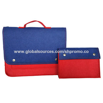 China Laptop sleeves made of felt, any size and design are available