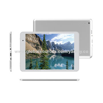 China super slim 7.85inch android tablet pc with RK3188 quad core