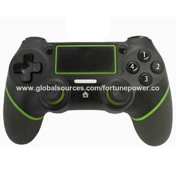 Taiwan Wireless Gamepad for PX4 device , upgrade function w. touch pad, speaker and sensor