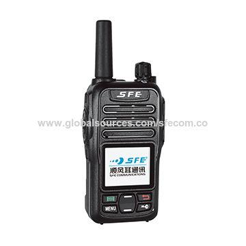 WCDMA GSM 3G/2G Public Network PTT Radio